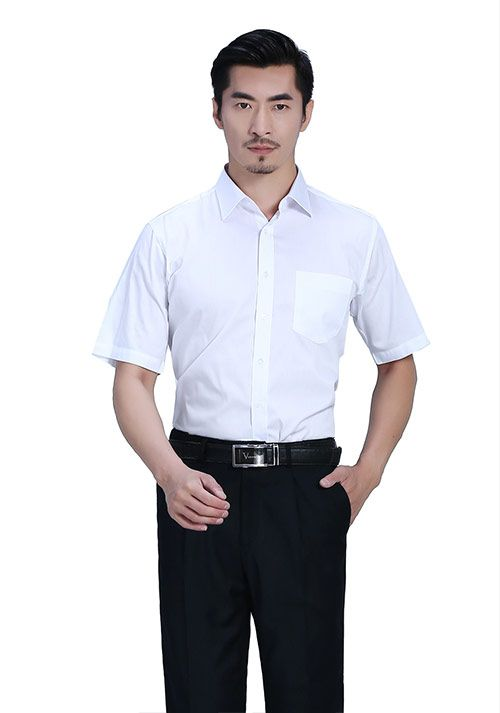企业衬衫定制多少钱一件